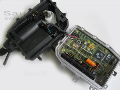 Модуль управления TCM и исполнительный сервопривод