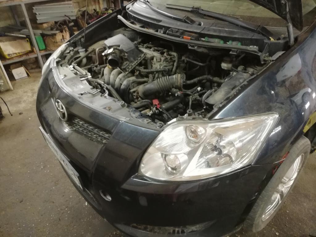 Ремонт робота Toyota Yaris