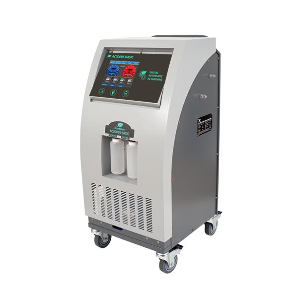 Автоматическая установка для заправки автокондиционеров GrunBaum AC7000S Basic